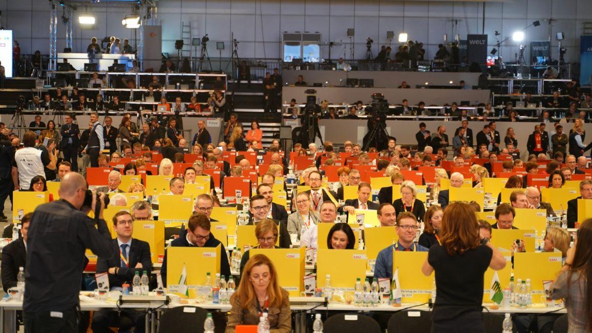 33. Parteitag der CDU Deutschlands – digital edition 15. und 16. Januar