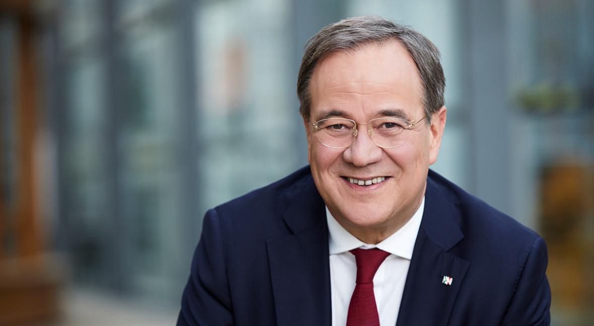 Unser neuer Parteivorsitzender Armin Laschet