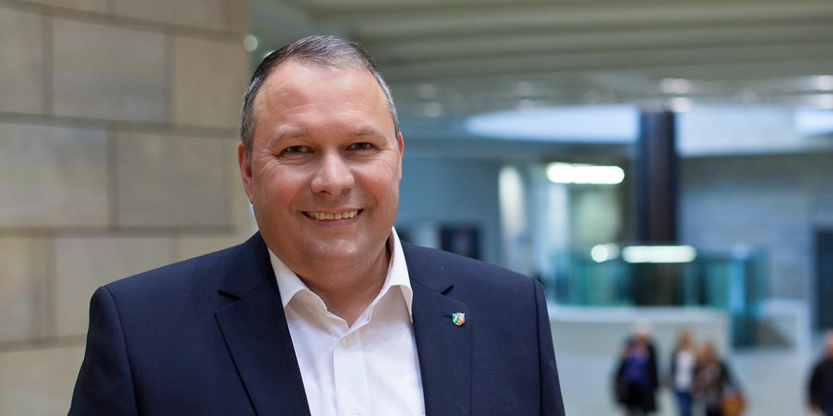 Digitale Diskussion mit Josef Hovenjürgen MdL, Generalsekretär der CDU NRW