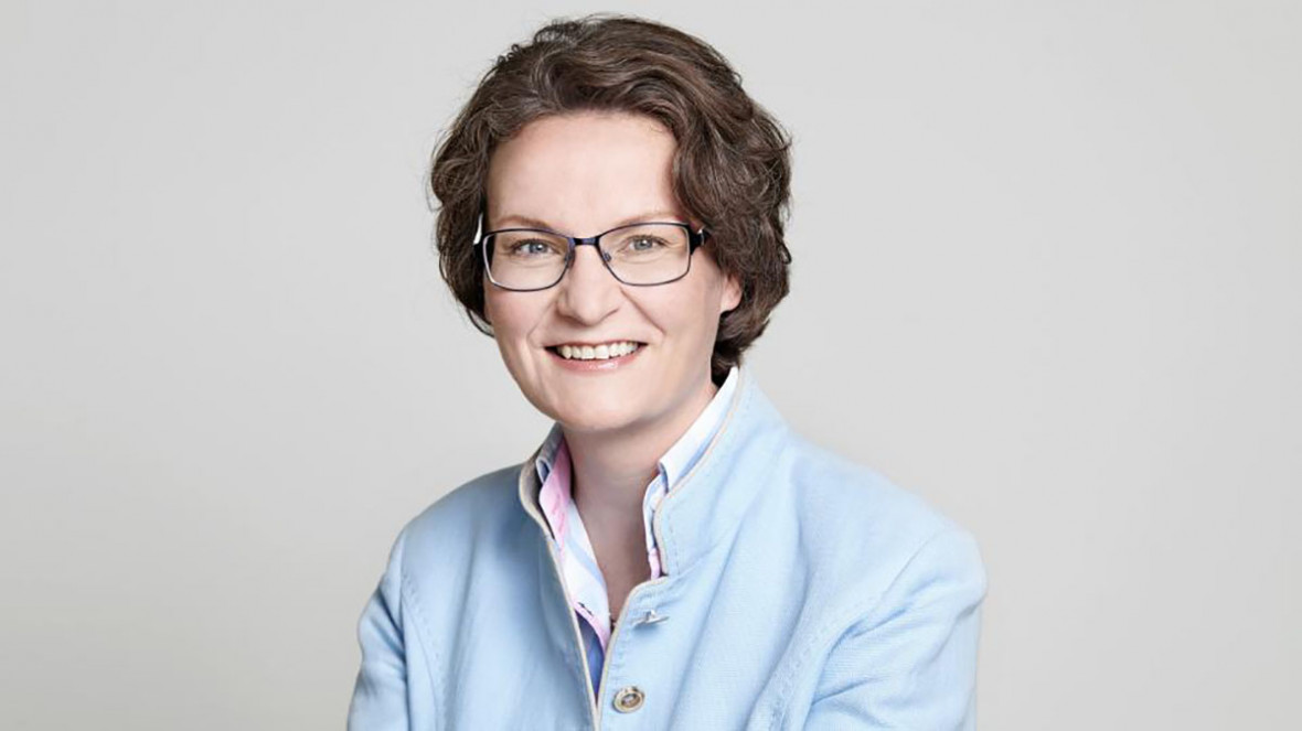 Digitale Diskussion mit Ministerin Ina Scharrenbach