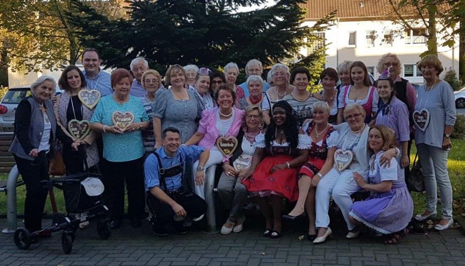 Cdu Kreisverband Herford Oktoberfest Im Wichernhaus